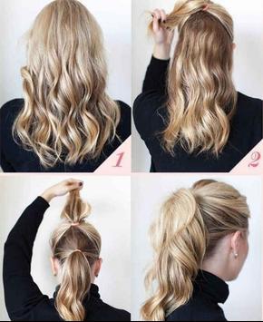 Easy Women Hairstyle Tutorial screenshot 4