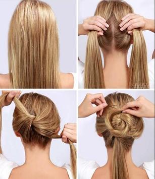 Easy Women Hairstyle Tutorial screenshot 5