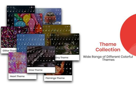 Bengali Voice Typing Keyboard poster