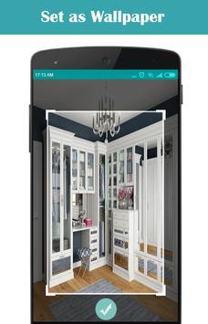 Closet Design Ideas screenshot 2