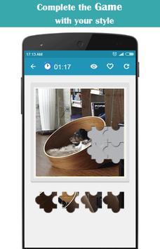 Dog Bed Design Idea poster