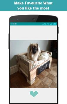 Dog Bed Design Idea apk screenshot