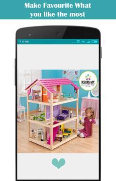 doll house barbie design apk screenshot