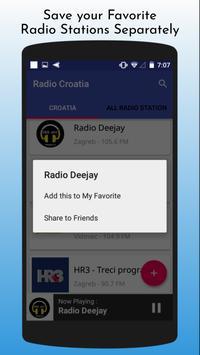 All Croatia Radios apk screenshot