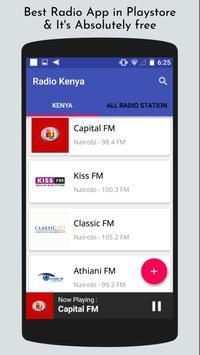 All Kenya Radios screenshot 1
