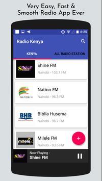 All Kenya Radios screenshot 2