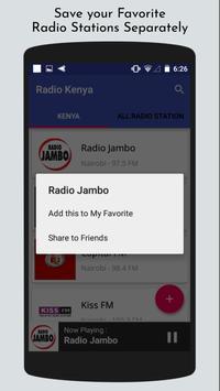All Kenya Radios screenshot 6