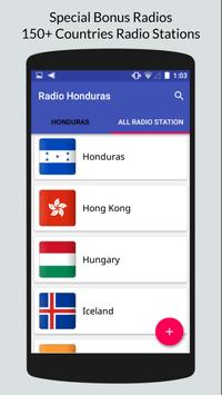 All Honduras Radios apk screenshot