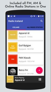 All Iceland Radios screenshot 3