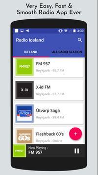 All Iceland Radios screenshot 2