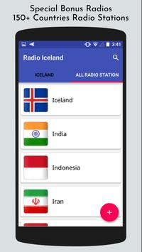 All Iceland Radios screenshot 7