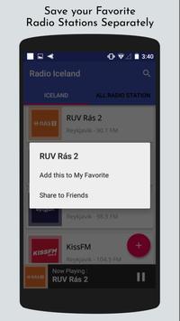 All Iceland Radios screenshot 6