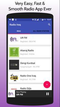 All Iraq Radios screenshot 2