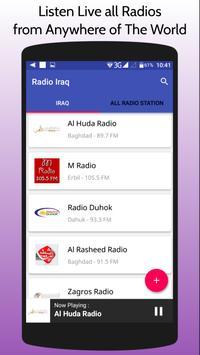 All Iraq Radios screenshot 4