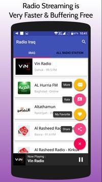 All Iraq Radios screenshot 5