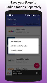 All Iraq Radios screenshot 6