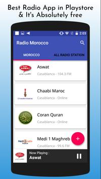 All Morocco Radios screenshot 1