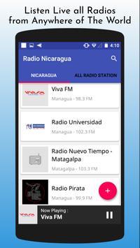All Nicaragua Radios screenshot 4