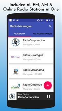 All Nicaragua Radios screenshot 3