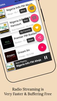 All Nigeria Radios screenshot 5