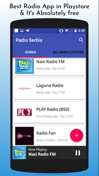 All Serbia Radios screenshot 1