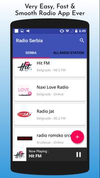 All Serbia Radios screenshot 2