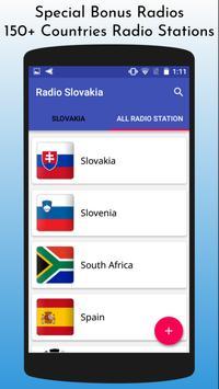 All Slovakia Radios apk screenshot