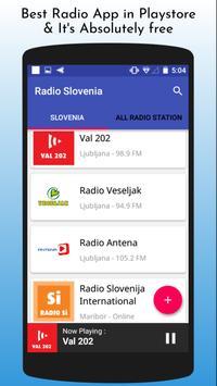 All Slovenia Radios apk screenshot