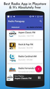 All Paraguay Radios screenshot 1