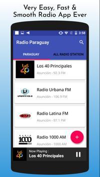 All Paraguay Radios screenshot 2