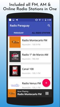 All Paraguay Radios screenshot 3