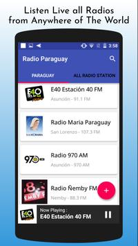 All Paraguay Radios screenshot 4