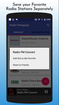 All Paraguay Radios screenshot 6