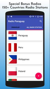 All Paraguay Radios screenshot 7