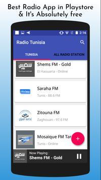 All Tunisia Radios screenshot 1