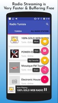 All Tunisia Radios screenshot 5
