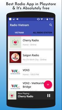 All Vietnam Radios screenshot 1