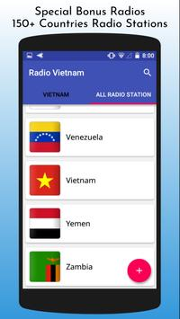 All Vietnam Radios screenshot 7