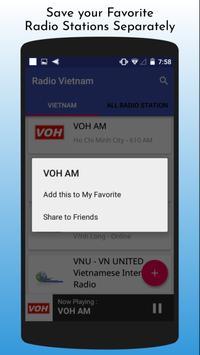 All Vietnam Radios screenshot 6