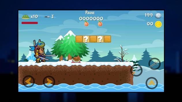 Mutant Ninja & Turtles apk screenshot