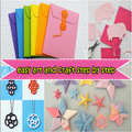 easy art and craft step by step