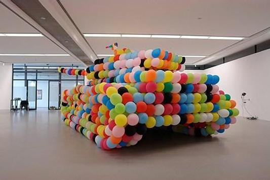 Easy Balloon Art Ideas apk screenshot