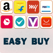 Easy Buy All In One Online Shopping App icon