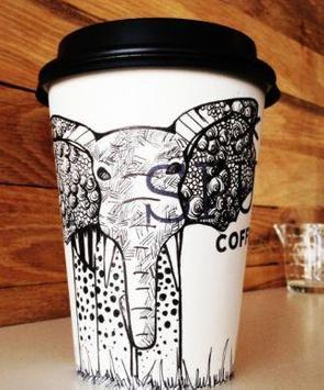 Easy Coffee Art Ideas screenshot 3