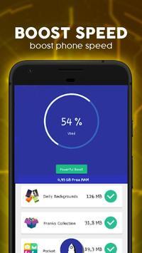 Easy Cleaner Easy Phone Booster Easy RAM Cleaner apk screenshot