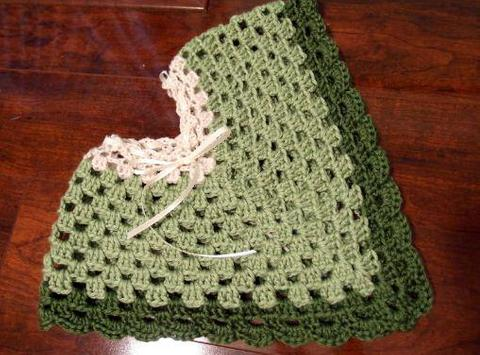 easy crochet poncho patterns screenshot 4