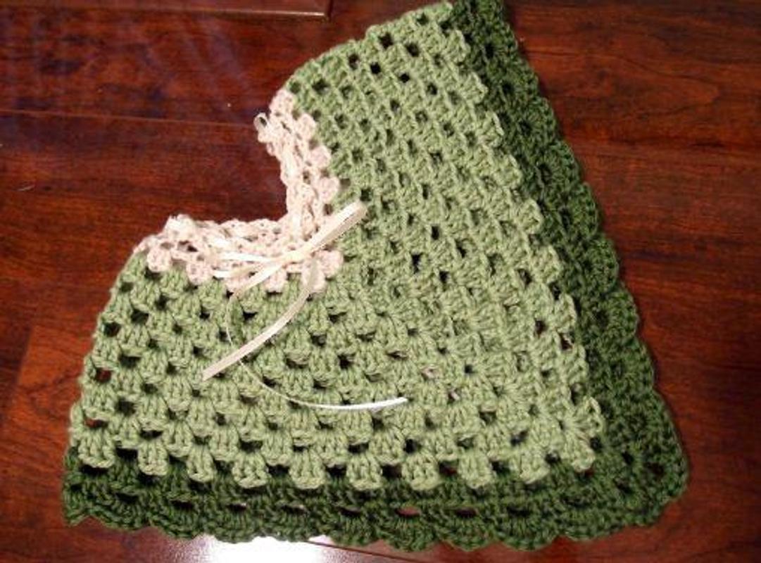 Easy Crochet Poncho Patterns Apk