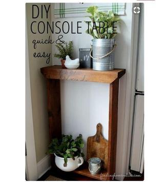 घर के लिए आसान DIY तालिकाओं स्क्रीनशॉट 2