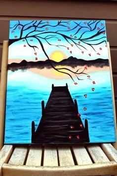 easy diy canvas painting ideas for android apk download