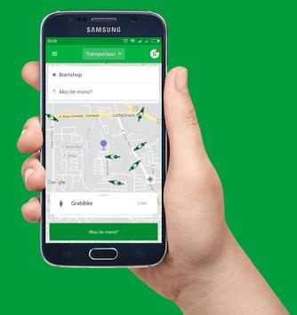 Order Grab Terbaru 2018 screenshot 1